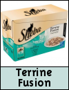 Sheba Terrine Fusion Pouches Cat Food