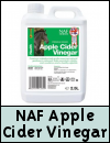 NAF Apple Cider Vinegar for Horses