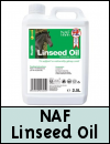 NAF Linseed Oil for Horses
