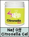 NAF Off Citronella Gel for Horses