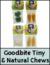 Goodbite Tiny & Natural Chews for Small Animals