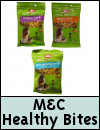 Mark & Chappell Healthy Bites Small Animals Treats