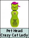 Pet Head Crazy Cat Lady Spray