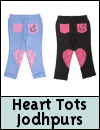 HyPERFORMANCE Heart Tots Jodhpurs