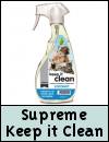 Supreme Keep it Clean Disinfectant Cleaner