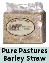 Pure Pastures Barley Straw