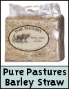 Pure Pastures Barley Straw