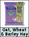 Alfalfa King Oat, Wheat & Barley Hay for Small Animals
