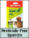 Bob Martin Pesticide-Free Spot On for Dogs