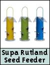 Supa Rutland Bird Seed Feeder