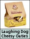 Laughing Dog Cheesy Oaties Dog Treats