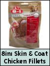 8in1 Chicken Fillets Dog Treats