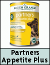 Arden Grange Partners Appetite Plus Rich in Chicken Dog Food