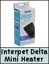 Interpet Delta Mini Aquarium Heater
