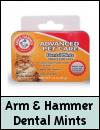 Arm & Hammer Dental Mints Cat Treats