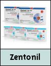 Zentonil Liver Tablets for Dogs & Cats