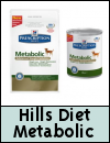 Hills Prescription Metabolic Advanced Weight Dog Food