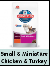 Hills Science Plan Adult Small & Miniature Dog Food