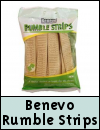 Benevo Rumble Strips Dog Treats