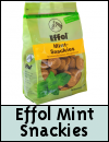 Effol Mint Snackies Horse Treats