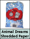 Animal Dreams Shredded Paper Small Animal Bedding