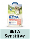 PURINA BETA Sensitive With Salmon & Rice Dog Food