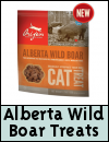 Orijen Alberta Wild Boar Freeze Dried Cat Treats