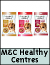 Mark & Chappell Healthy Centres Dog Treats