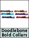 Doodlebone Bold Nylon Dog Collar
