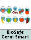 Rosewood BioSafe Germ Smart Dog Toys