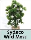Sydeco Wild Moss Aquarium Plant