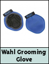 Wahl Grooming Glove for Cats