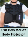 USG Flexi Motion Body Protector