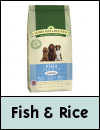 James Wellbeloved Junior Fish & Rice Dog Food