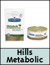 Hills Prescription Metabolic Advanced Weight Cat Food