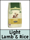 James Wellbeloved Light Lamb & Rice Dog Food