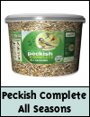 Peckish Complete All Seasons Wild Bird Food