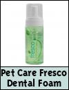 Groom Professional Pet Care Fresco Dental Foam for Dogs