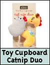 Danish Design Catnip Duo Cat Toys