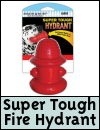 American Dog Toys Fire Hydrant
