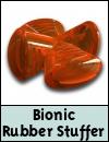 Bionic Rubber Stuffer Dog Toy