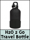 Altranet H2O 2 Go Travel Water Bottle