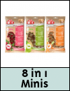 8in1 Minis Dog Treats
