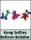 Kong Softies Balloon Buddies Cat Toy