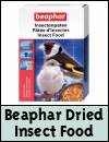 Beaphar Dried Insect Food