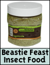 Komodo Beastie Feast Feeder Insect Food