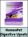 HomeoPet Digestive Upsets Homeopathic Remedy