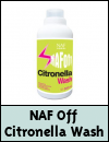 NAF Off Citronella Wash for Horses