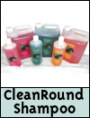 CleanRound Medicated Horse Shampoo & Body Wash