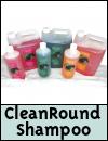 CleanRound Medicated Horse Shampoo & Body Wash